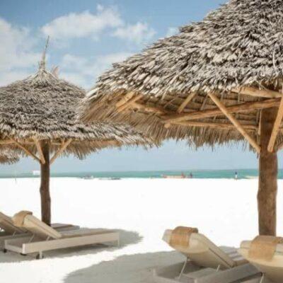 Gold Zanzibar Beach House and Spa