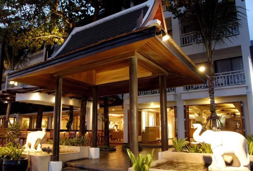 Sunset Beach Resort Thailand Travel Break