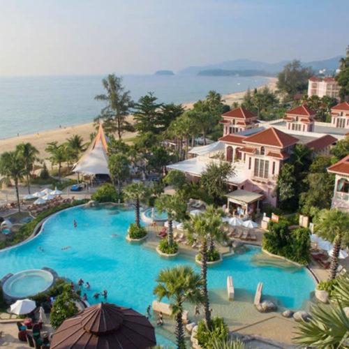 Centara Karon Resort Phuket Thailand Travel Break
